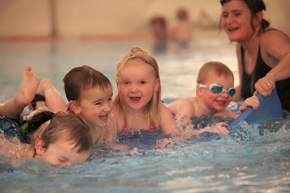 småbarnssvømming